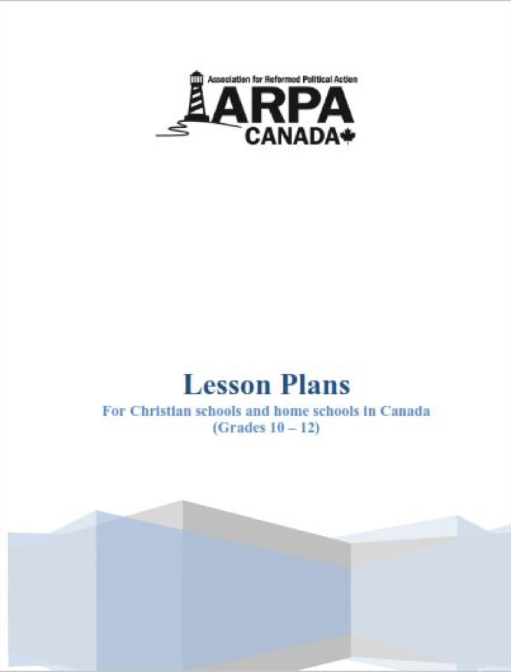 ARPA Canada - Lesson Plans (complete)