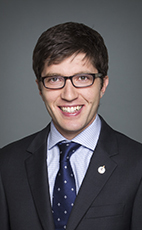 MP Garnett Genuis