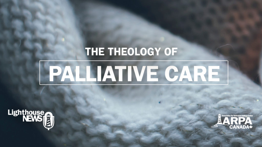 The Theology of Palliative Care