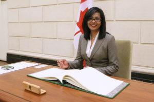 MP Iqra Khalid