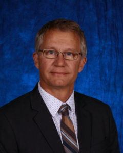 Keith Penner, Principal of Living Waters Christian Academy