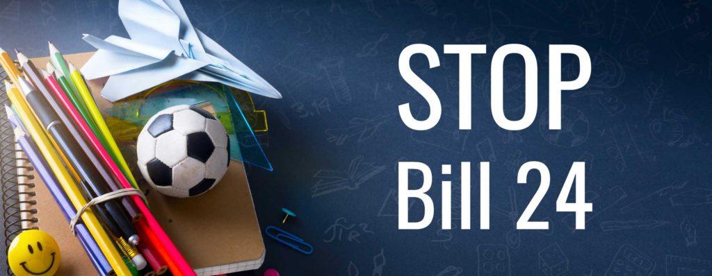 Stop Bill 24