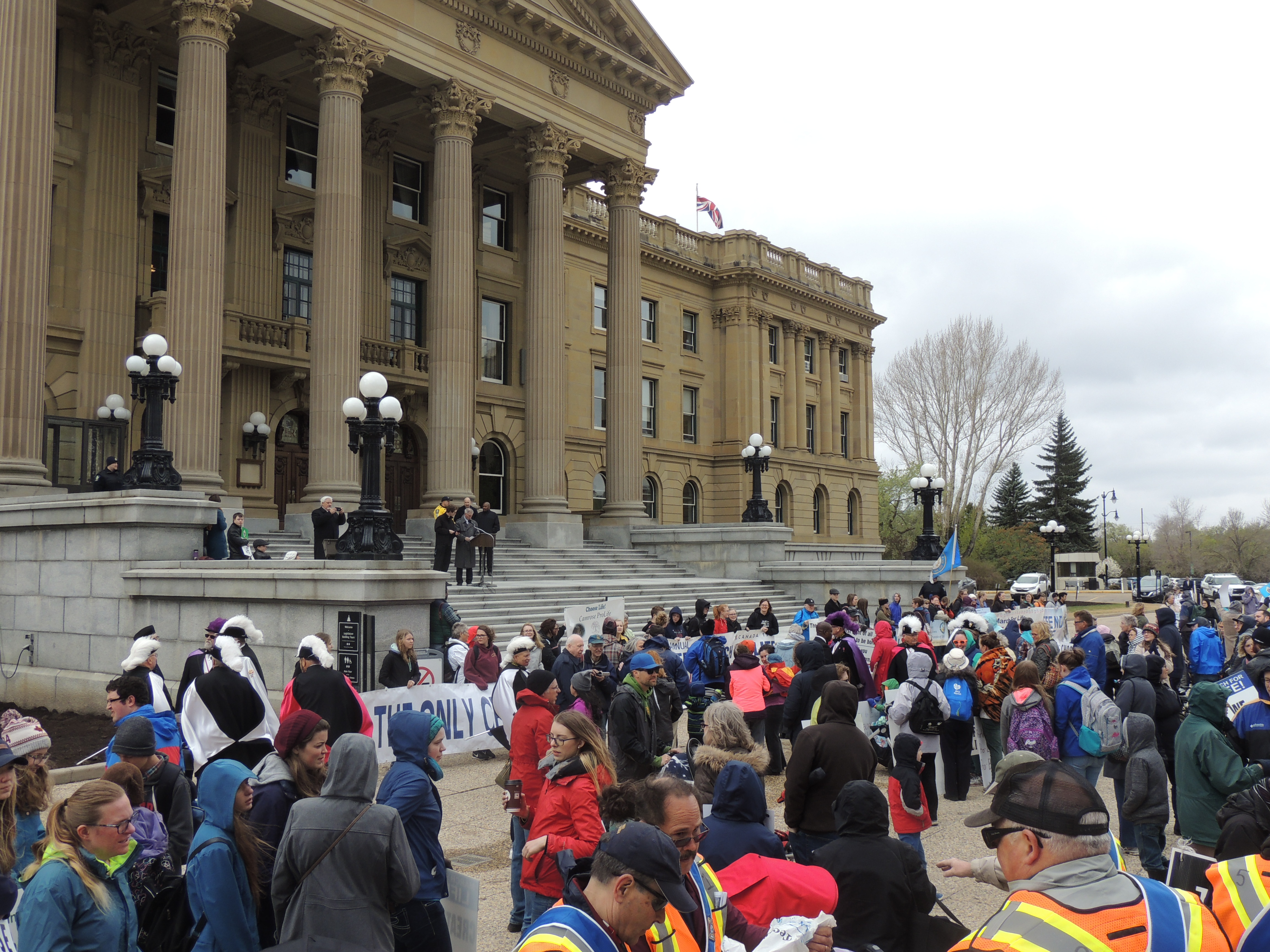 March for Life - AB