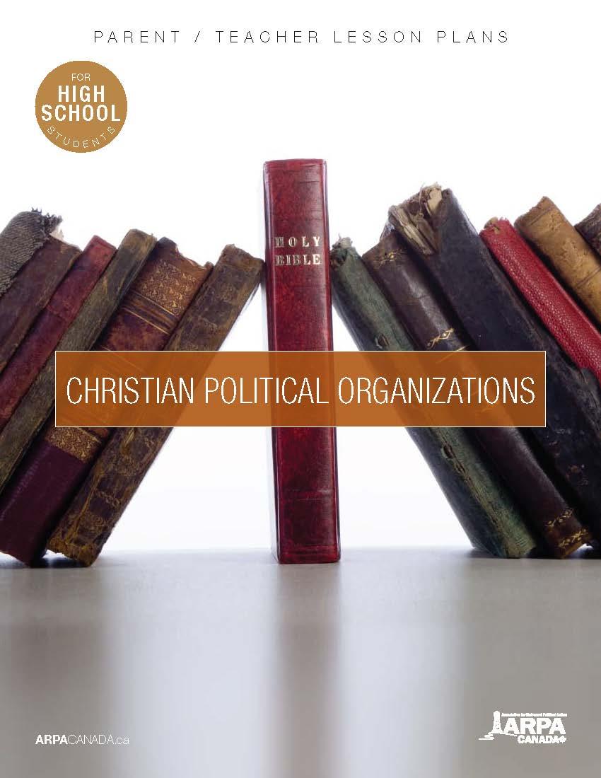 Christian Political Organizations