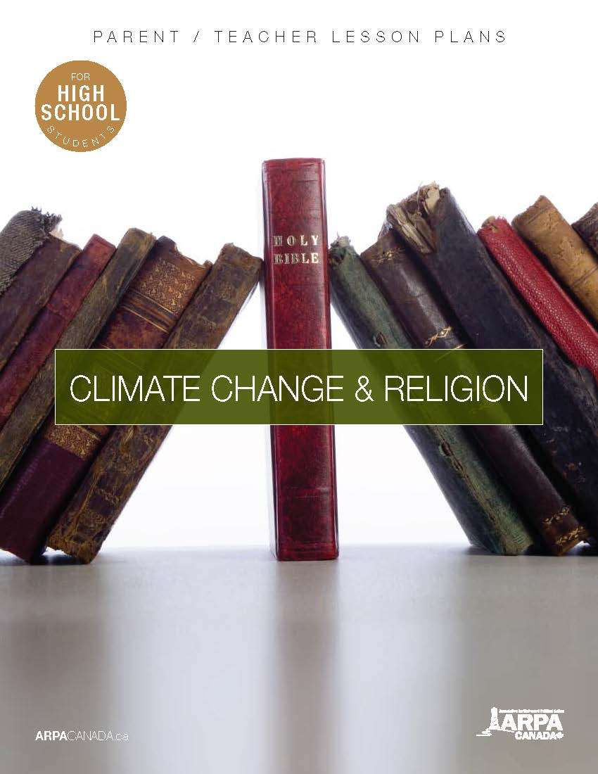 Climate Change and Religion