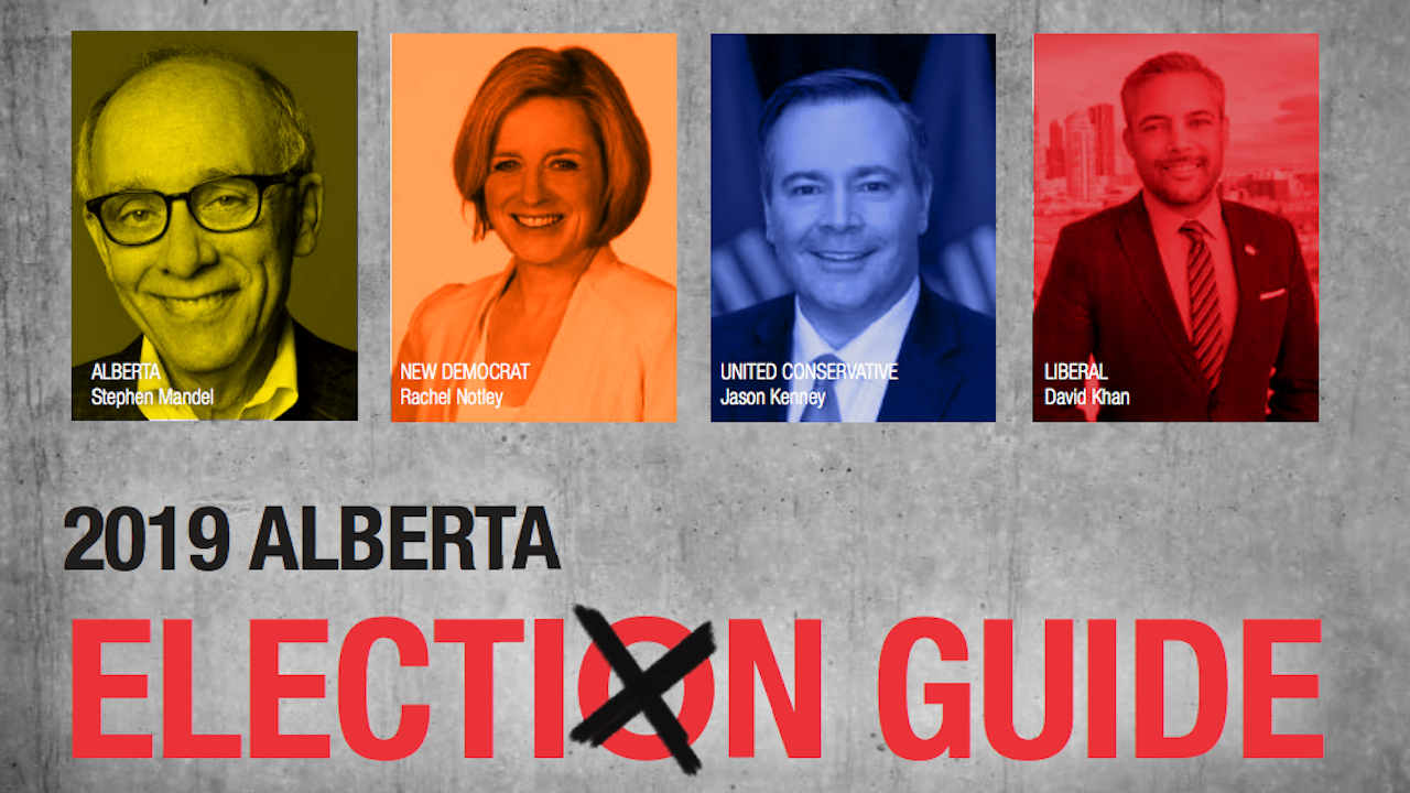 AB: Election Guide 2019